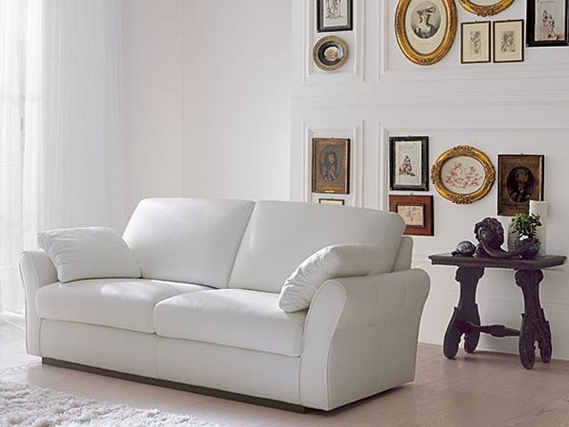 Salotto classico salotto in pelle divano in tessuto - Divano tessuto damascato ...