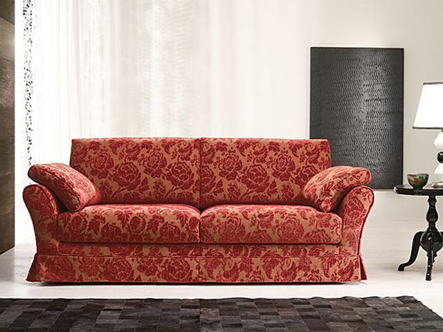Divano classico 01 divano classico in pelle - Divano classico in pelle ...