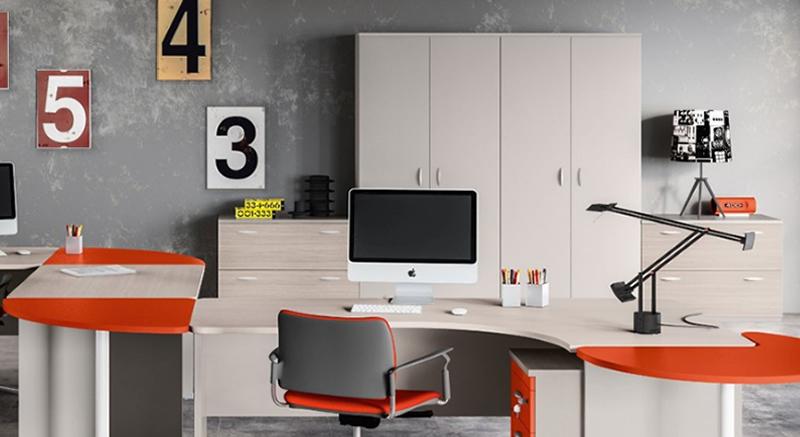 Great ufficio operativo tekno with arredo ufficio moderno for Arredo ufficio online