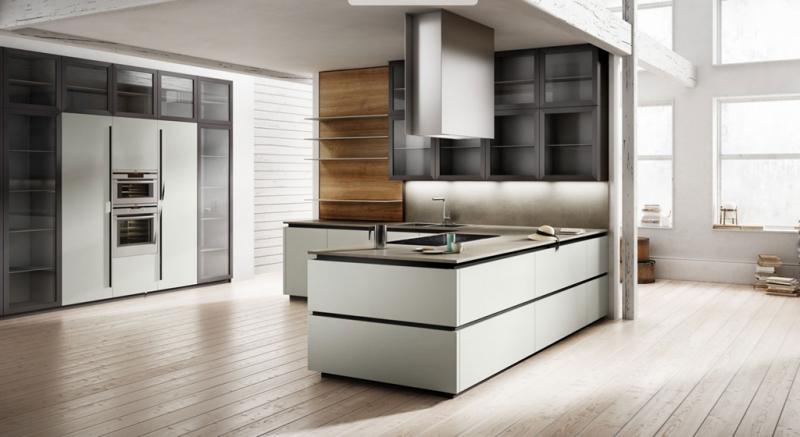 Cucina moderna Zetasei, cucina moderna, Cucina Zetasei