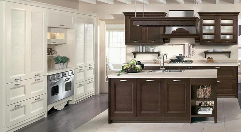 Cucina classica Gioiosa, Cucina classica frassino, Cucina Gioiosa
